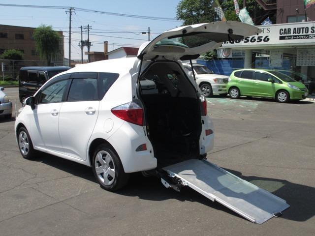 トヨタ X ウェルキャブ 車イス仕様車スロープタイプ タイプI