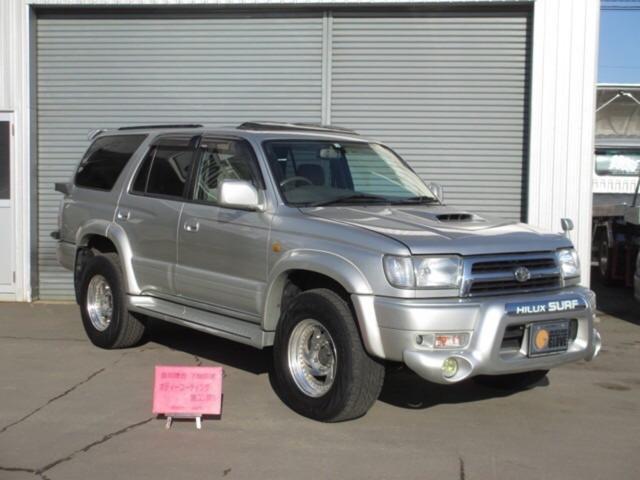 トヨタ SSR-X 4WD サンルーフ 4WD 寒冷地 2バッテリー