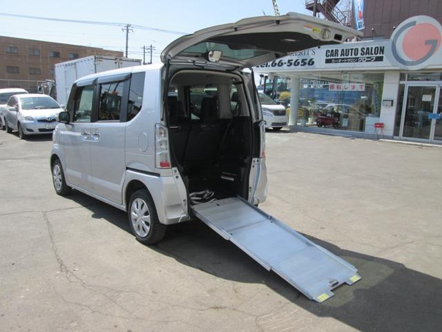 ホンダ G 車いす仕様車 4WD GL-Pスローパー