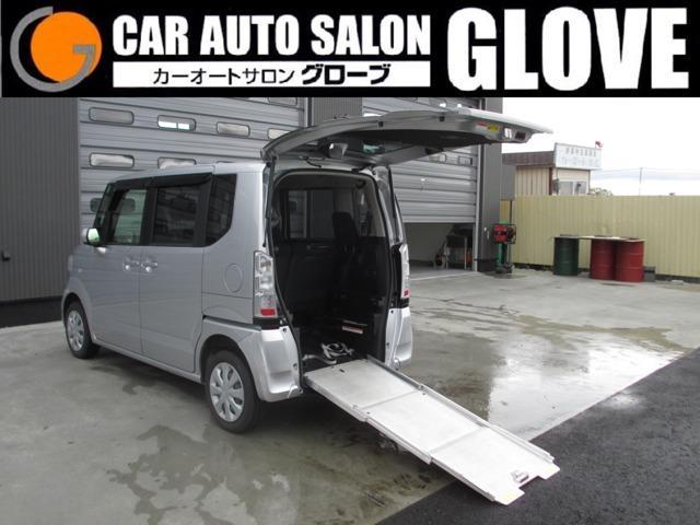 ホンダ G 車いす仕様車 4WD スマートキー ベンチシート ABS