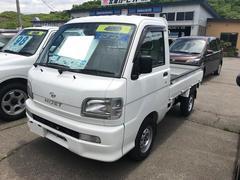 ハイゼットトラックスペシャル 4WD 三方開 エアコン 5速マニュアル
