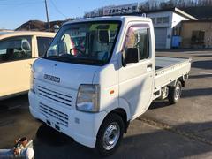 キャリイトラック4WD 5MT 軽トラック ホワイト