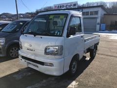 ハイゼットトラック農用スペシャル 4WD 5速マニュアル 3方開