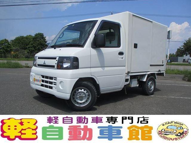 冷蔵冷凍車 マニュアル車 4WD