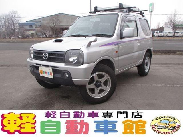 マツダ XC ターボ ABS 4WD