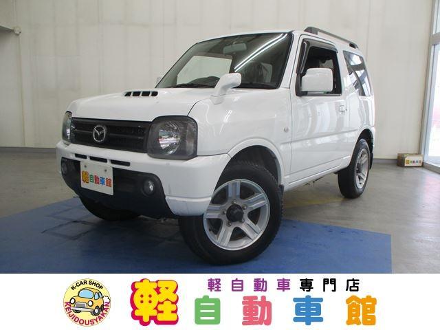 マツダ XC ナビTV ABS 4WD