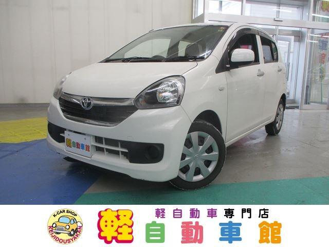 トヨタ ピクシスエポック Xf SA ナビTV ABS エコアイドル 4WD