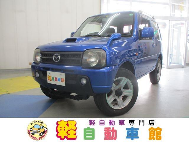 マツダ AZオフロード XC マニュアル車 ABS 4WD