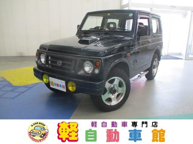スズキ ジムニー XS マニュアル車 4WD