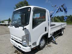 エルフトラック2tロング4段簡易クレーンラジコン4WD