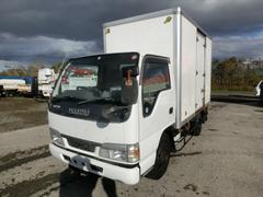 エルフトラック1.5トン パネルバン 4WD