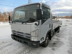 アトラストラック2t平ワイドロング アルミアオリ 4WD