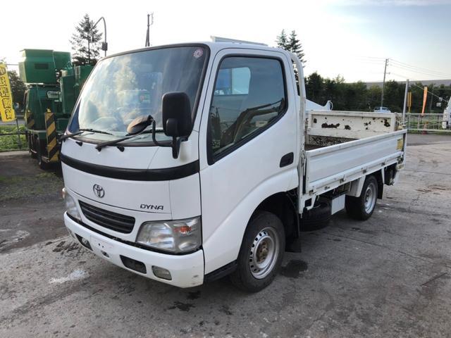 トヨタ ダイナトラック 0.9t平 パワーゲート付 4WD