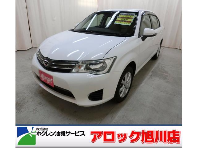 トヨタ 1.5X 4WD 法人ワンオーナー 社外CDオーディオ
