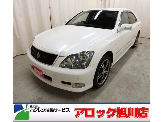 トヨタ アスリートi-Fourプレミアムエディション 4WD HID