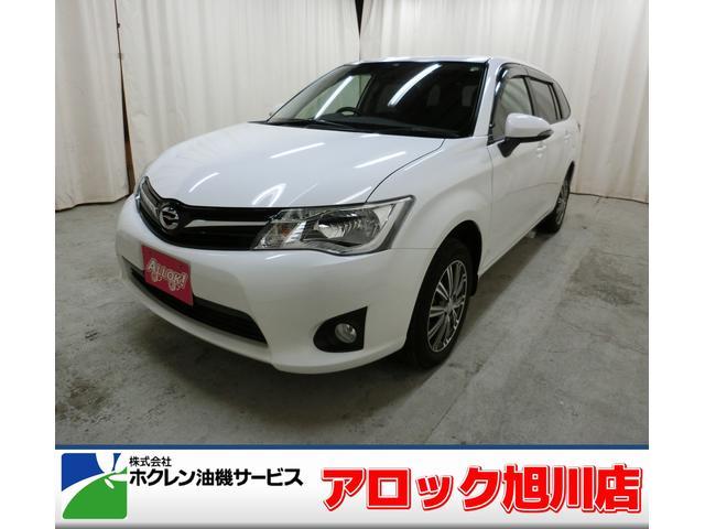 トヨタ 1.5X 4WD CVT 社外メモリーナビ サイドエアバッグ