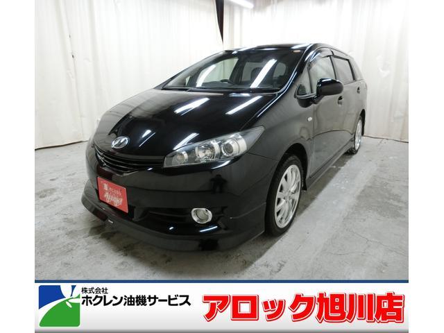 トヨタ 1.8X HIDセレクション 4WD CVT 社外HDDナビ