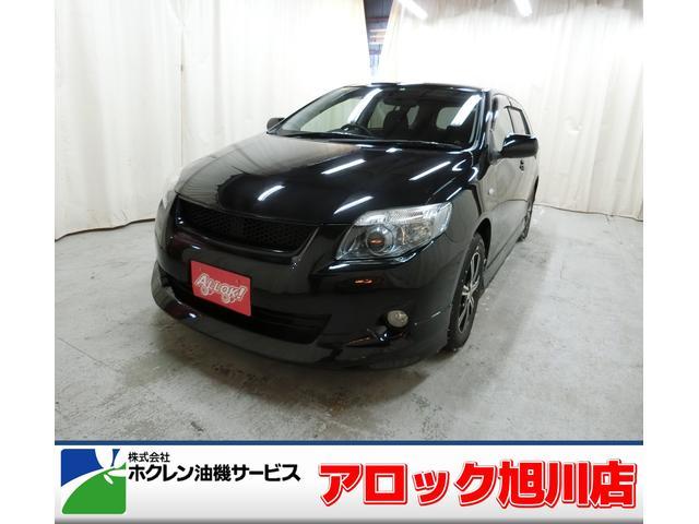 トヨタ X HIDリミテッド 4WD 純正エアロ HDDナビ DTV
