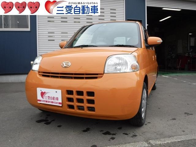 ダイハツ X 4WD キーレス CD 三愛1年保証付
