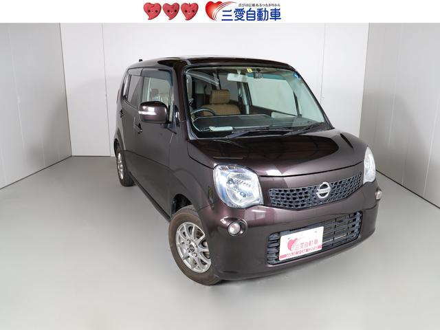 日産 モコ X FOUR 4WD 三愛1年保証付 エンスタ ドラ...