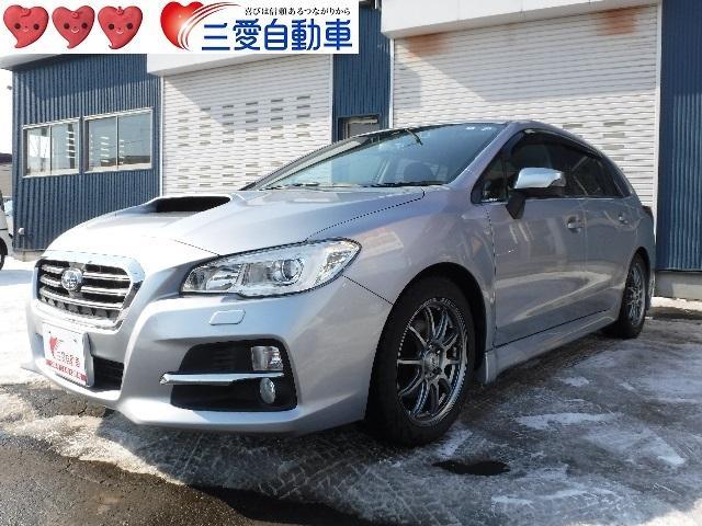 スバル 1.6GTアイサイト 4WD 三愛1年保証付 純正ナビ