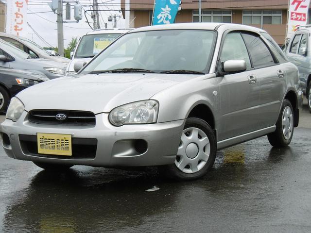 スバル 15i 4WD 1年間走行距離無制限無料保証付