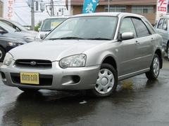 インプレッサスポーツワゴン15i 4WD 1年間走行距離無制限無料保証付
