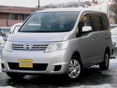 セレナ20S 4WD 1年間走行距離無制限無料保証付