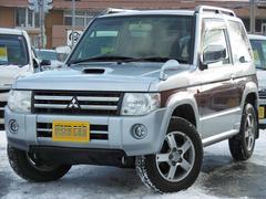 パジェロミニエクシード 4WD 1年間走行距離無制限無料保証付