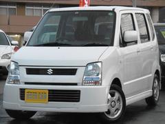 ワゴンRFX−Sリミテッド 4WD 1年間走行距離無制限無料保証付
