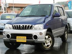 テリオスキッドL 4WD 1年間走行距離無制限無料保証付