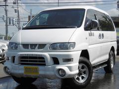 デリカスペースギアアクティブフィールドエディション 4WD