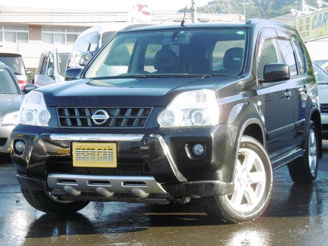 日産 25X 4WD 1年間走行距離無制限無料保証付