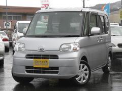 タントL 4WD エコアイドル 片側スライドドア 純正CD