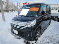 スペーシアカスタムXS 4WD CVT