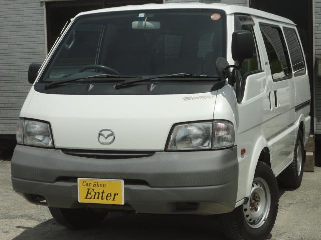 マツダ DX4WD 4ナンバー オートマチック ガソリン車 エアコン