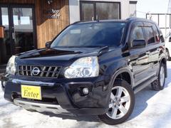 エクストレイル20X 4WD ワンオーナー HDDナビTV インテリキー