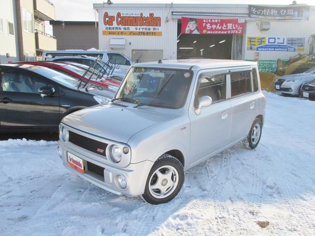 スズキ SS 4WD ターボ シートヒーター キーレス 夏冬タイヤ付