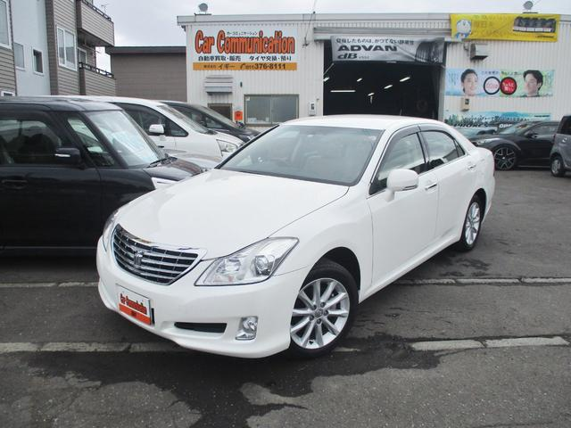 Photo of TOYOTA CROWN ROYAL SALOON I-FOUR NAVI PACKAGE / used TOYOTA