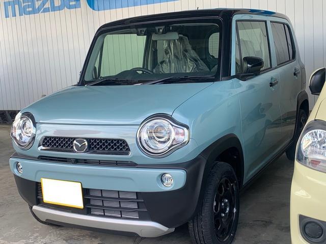 マツダ XS 4WD 届出済未使用車