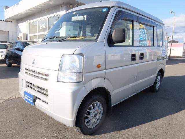 「三菱」「ミニキャブバン」「軽自動車」「北海道」の中古車