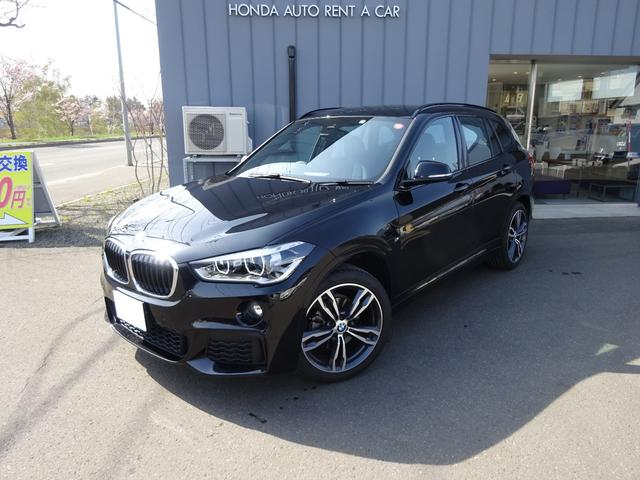 BMW xDrive 18d Mスポーツ 4WD ナビ バックカメラ