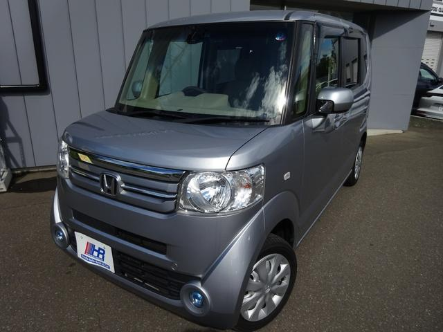 ホンダ N-BOX C 4WD メモリーナビ ETC ドライブレコーダー シートヒーター スマートキー