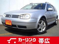 VW ゴルフワゴンE CDチェンジャー ESP ETC付き