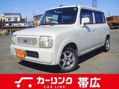 アルトラパンX 4WD ETCシートヒーター付