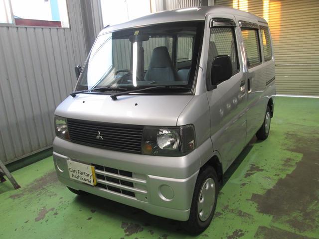 三菱 CD 4WD 集中ロック 夏冬タイヤ付