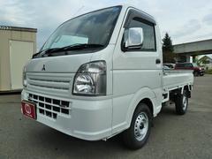 ミニキャブトラックM 5MT 4WD パワステ・エアコン