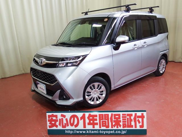 トヨタ タンク カスタムG S