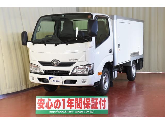 トヨタ ダイナトラック  TECS型式 VTBAAQ
