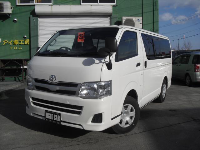 トヨタ DX 4WD AT 9人乗
